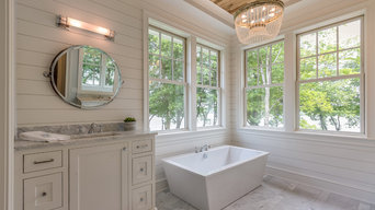 Lake Minnetonka Coastal Farmhouse