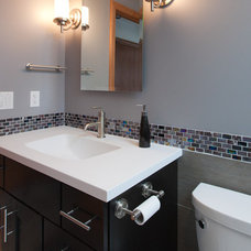 Bathroom by Castle Building & Remodeling