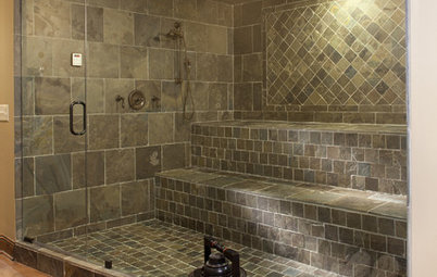 Steam Showers Bring a Beloved Spa Feature Home