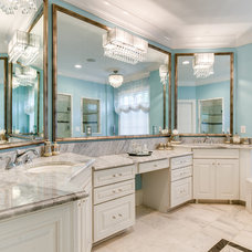 Traditional Bathroom by Carolina Classic Remodeling