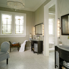 traditional bathroom by Harrison Design Associates - Atlanta