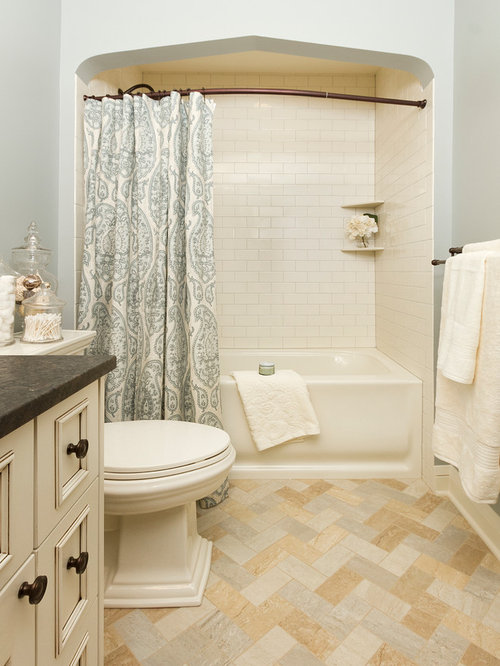 L Shaped Shower Rod | Houzz