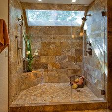 Traditional Bathroom by L.EvansDesignGroup,inc