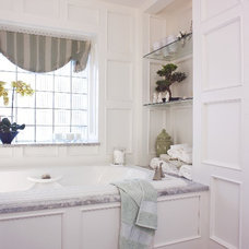 Traditional Bathroom by Newmyer Distinctive Remodeling