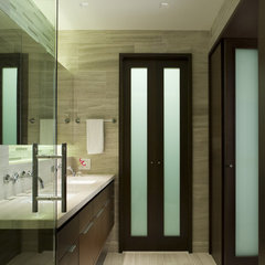 contemporary bathroom by dSPACE Studio Ltd