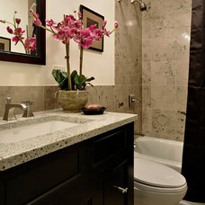 Traditional Bathroom by KDT Designs, Inc.