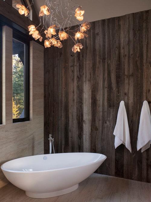 Vertical Wood Walls Houzz