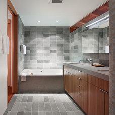 Contemporary Bathroom by jones | haydu