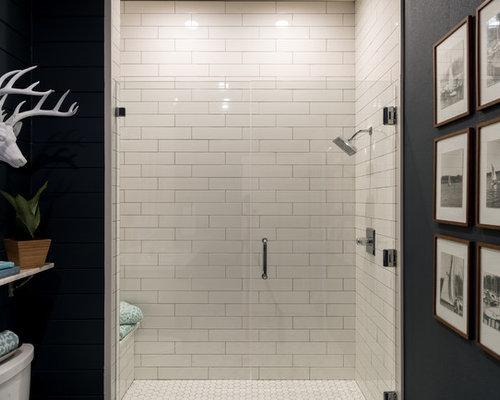 25 best small bathroom ideas photos houzz for Bathroom sample designs