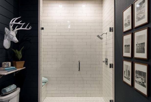 Beach Style Bathroom by Studio Steidley