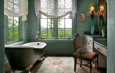 バスタイムを彩る洗練された浴室デザイン