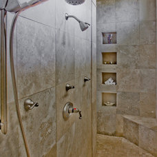 Traditional Bathroom by Pillar Custom Homes, Inc.
