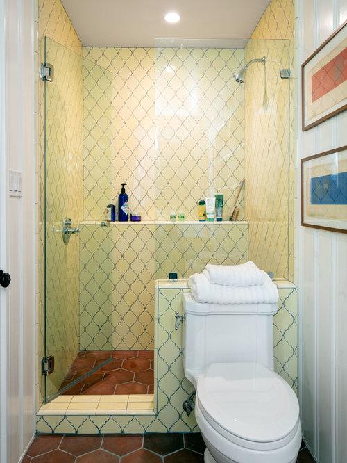 kleine mediterrane badezimmer design ideen beispiele. Black Bedroom Furniture Sets. Home Design Ideas