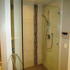 Contemporary Bathroom by Stackman Custom Homes Inc.