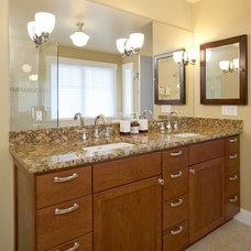 Traditional  by Ventana Construction LLC