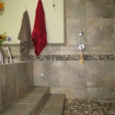 Traditional Bathroom by Austin-Murphy Design