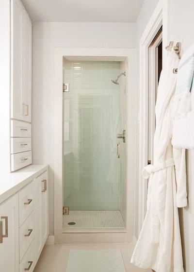 Transitional Bathroom by Beth Dotolo, ASID, RID, NCIDQ