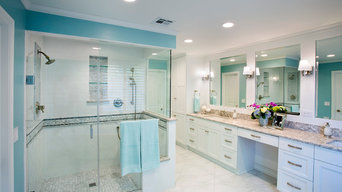 Lakepoint Luxury Master Bathroom