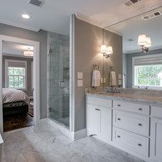 Traditional Bathroom by Bella Vista Company