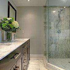 Contemporary Bathroom by Ken Parkin