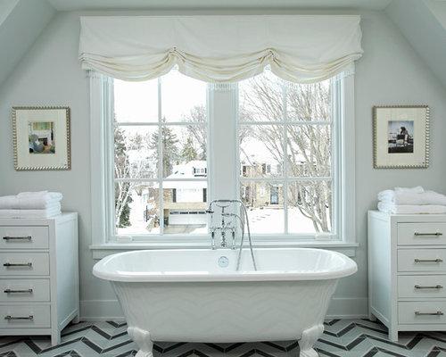 Beautiful window treatments houzz for Beautiful window treatments