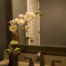 Traditional Bathroom by By Brooke, LLC