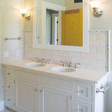 Traditional Bathroom by The McKernon Group