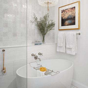 Lakeview Master Bath Renovation