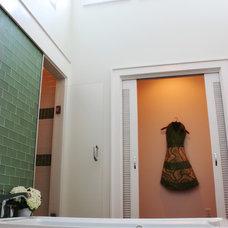 Eclectic Bathroom by Adam Breaux