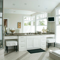 Traditional Bathroom by Staples Design Group