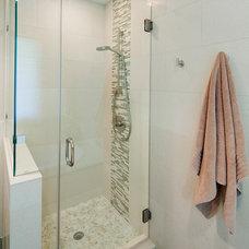 Modern Bathroom by Dawn Hearn Interior Design