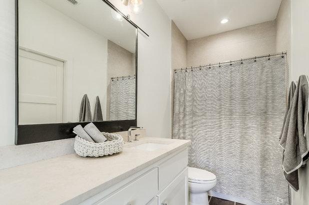 Contemporary Bathroom by Urbanology Designs