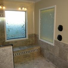 Traditional Bathroom by Schoeman Enterprises, Inc