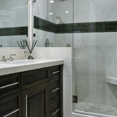 contemporary bathroom by Simpson Design Group Architects