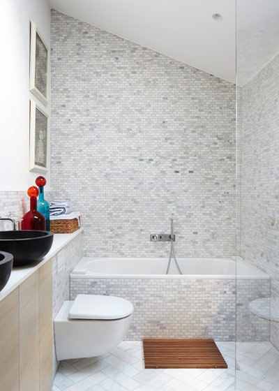 Contemporary Bathroom by Fraher and Findlay
