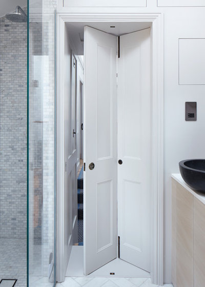 Contemporáneo Cuarto de baño by Fraher and Findlay
