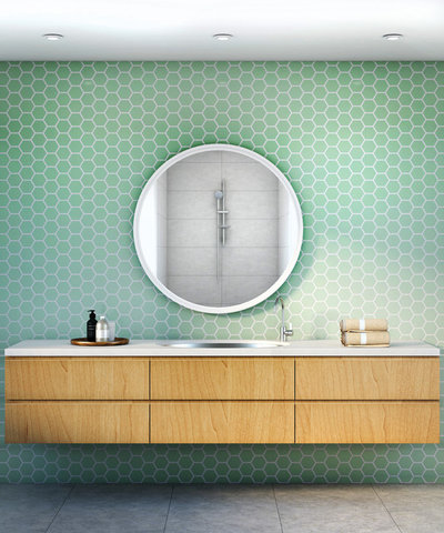 Bathroom by Laminex Australia