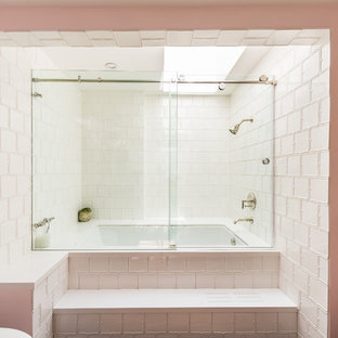 Step Down Bathroom Ideas Houzz