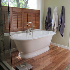 Traditional Bathroom by Design Solutions, Inc.