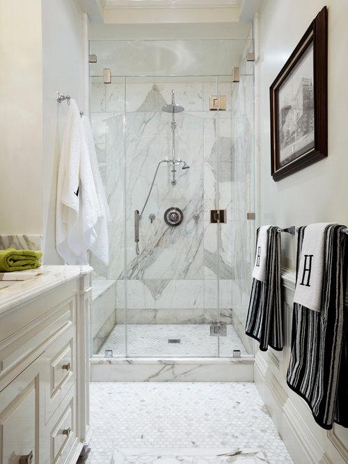Salles de bains et wc avec un placard avec porte panneau - Customiser une porte de placard ...