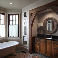 Bathroom by The Belding Group, Inc