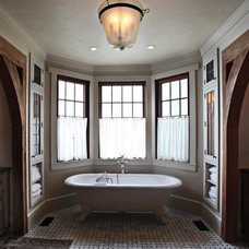 Traditional Bathroom by The Belding Group, Inc