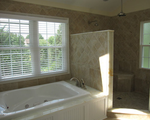 Best Garden Tub With Shower Design Ideas Remodel Pictures Houzz