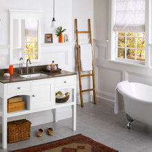 Traditional Bathroom by Ronbow Corp.
