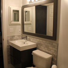 Eclectic Bathroom by Whitney Nordstrom, BAID