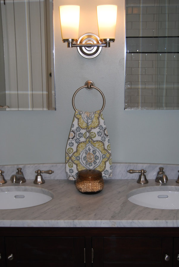 Larchlea Master Bathroom