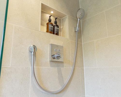 Large Contemporary Surrey Bathroom
