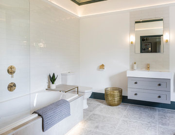 Large Family Bathroom in Kingston