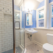 Traditional Bathroom by Lamont Brothers