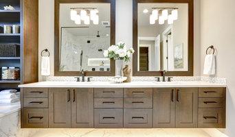 Large Master Bathroom (Ashburn, VA)